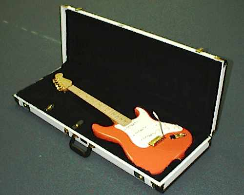 Hank Marvin 40th Anniversary Custom Shop Stratocaster #25 of 40