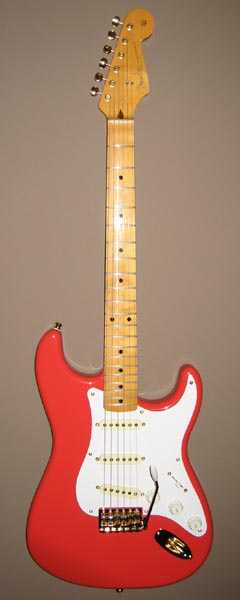 "'57 Vintage Strat with ""C"" Profile Neck (USA)"
