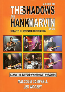 A Guide To The Shadows & Hank Marvin On CD