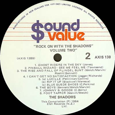 Sound Value AXIS 138 Side 2