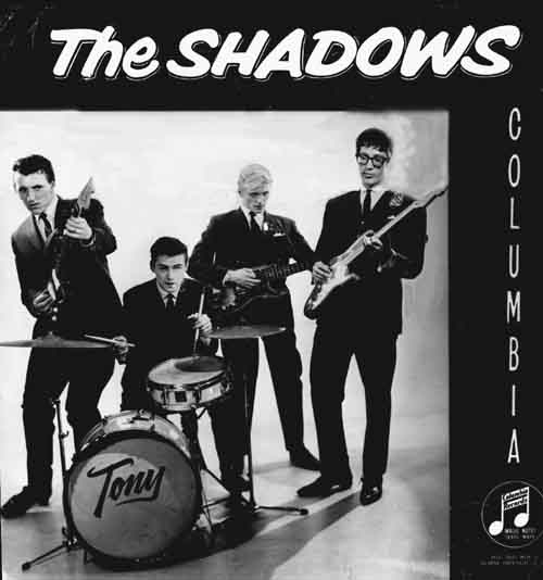 Early Columbia Promo Pic of The Shads