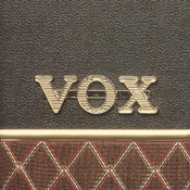 VOX AC30TB Front Panel Logo and Grille Cloth